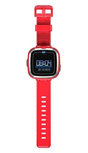 Vtech 80-155724 80-155724-Kidizoom Smart Watch, rot