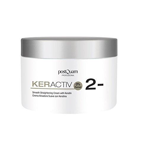 POSTQUAM - Crema alisadora suave keratina 200 ml