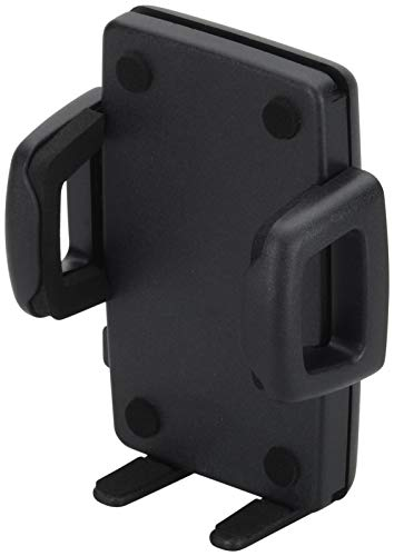HR GRIP Mini PDA Gripper 2 Smartphonehalter für Smartphones & Handys von 56 bis 85mm [4-Loch-Rastersystem I 5 Jahre Garantie I Made in Germany] - 50010411