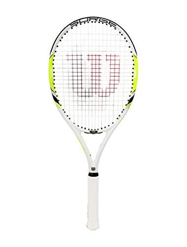 Wilson Surge 100 White Tennisschläger L3 besaitet