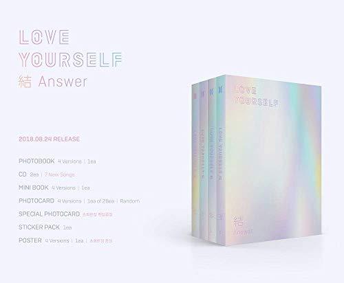 LOVE YOURSELF 結 ANSWER [ F ver. ] BTS Album