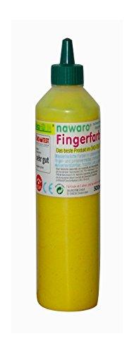 Unbekannt ökoNORM nawaro Fingerfarbe gelb, 750g