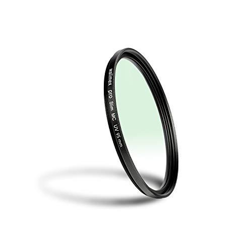 Walimex Pro UV-Filter slim MC 95mm schwarz