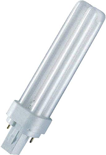 Osram Dulux D 26 W/830 Lampada fluorescente compatta