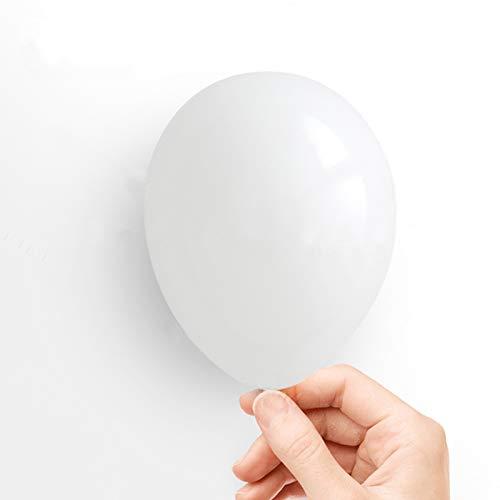 White Balloons 5 inch 50pcs Latex Party Balloons Baby Shower Helium Balloons White Birthday Balloon