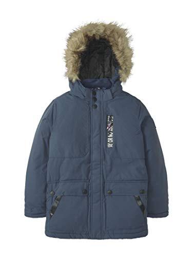TOM TAILOR Jungen Jacken & Jackets Winterjacke mit Kapuze Insignia Blue|Blue,164