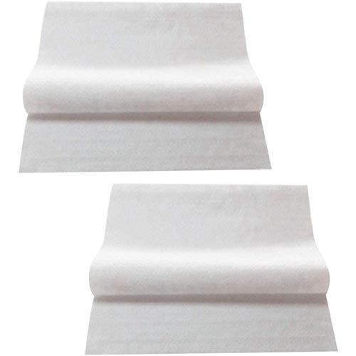 Filtre 12pcs électrostatique coton for Xiaomi Mi Climatiseur Purificateur d'air Pro / 1/2 Filtres Purificateur d'air HEPA Filtre (Color : White)