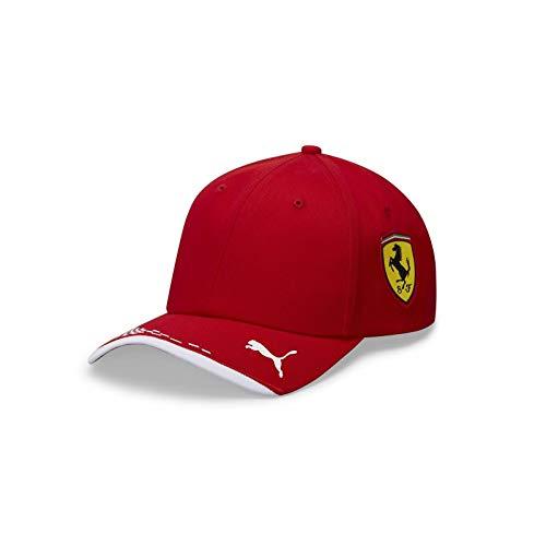 Scuderia Ferrari F1 2020 Kids Team Hat Red