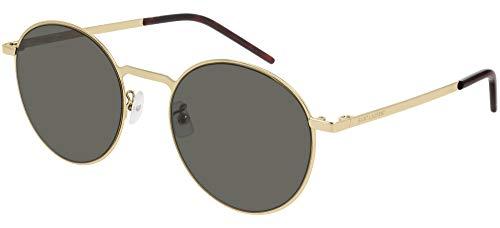 Gafas de sol Saint Laurent SL 250 SLIM- 006 Oro/Gris