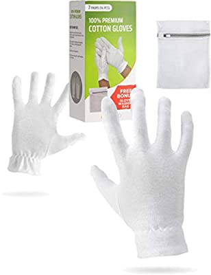 Moisturizing Gloves OverNight Bedtime