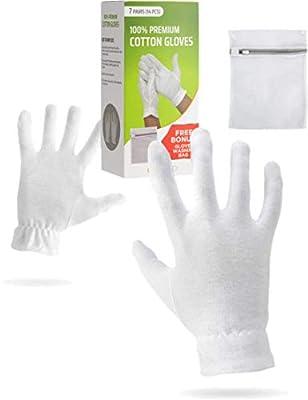 Moisturizing Gloves OverNight Bedtime