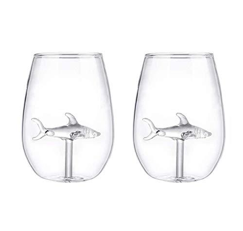 Copas de vino efecto arcoíris, 180 ml, copas de vino de cristal premium, perfectas para fiestas, regalo de boda, 4 unidades