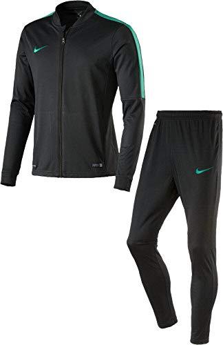 Nike Academy Knit 2 trainingspak voor heren, antraciet-zwart