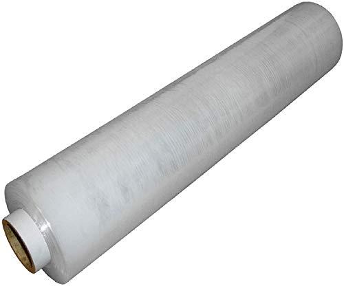 Venuscello Heavy Duty Shrink Wrap,Pallet wrap,Stretch Wrap,Plastic Packaging Cling Film (400 x 250, Clear, 1)