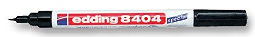 Edding 8404-001 - 8404 Aerospace Perm Marker Bullet Tip 0.75mm PK10