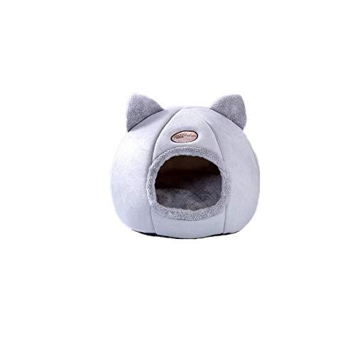 wenhao Cuccia Gatto,cucce per Gatti,cucce per Gatti da Interno Cat Nido Dormire casa per Gatti casa per Gatti Villa Chiuso Gatto Forniture Letto Quattro Stagioni Universale canile Tenda Estiva.
