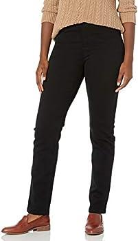 Gloria Vanderbilt Women's Classic Amanda High Rise Tapered Jeans