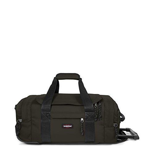 Eastpak Leatherface S Borsa da Viaggio, 56 cm, 38 L, Verde (Bush Khaki)