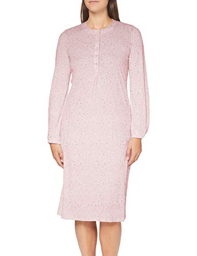 Schiesser Damen 1/1, 110cm Nachthemd, rosé, 38
