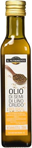 Probios Olio di Semi di Lino - 250 ml