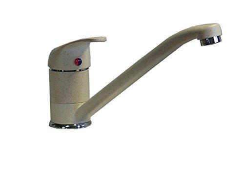 Küchenarmatur Spüle Armatur Wasserhahn Granit Beige
