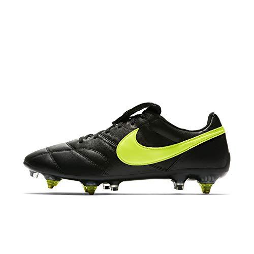 Nike Herren The Premier Ii Sg-pro Ac Fußballschuhe, Schwarz (Volt Black), 46 EU