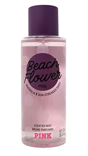 Victoria's Secret Rosa playa flor perfumada niebla 8.4 fl oz