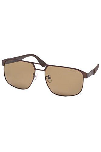 NOROZE Unisex Herren Damen Viereck Flieger Piloten Sonnenbrille Aktiv Sport Schattierungen brille
