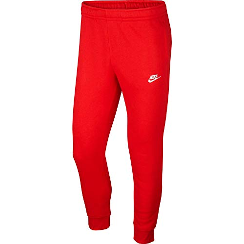 Nike Men's NSW Club Jogger, University Red/University Red, X-Large