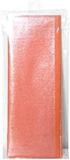 JAM PAPER Shimmer Tissue Paper - Orange Tangerine - 3 Sheets/Pack