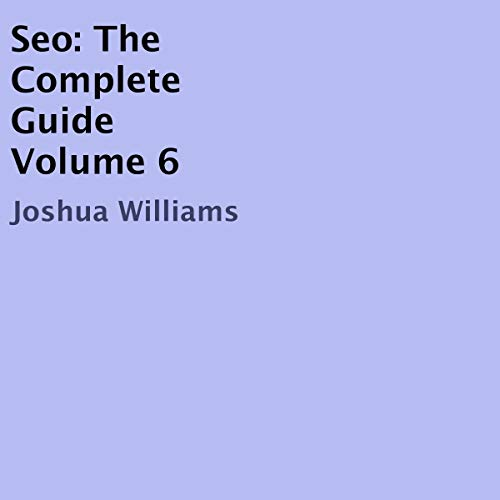 『SEO: The Complete Guide, Volume 6』のカバーアート