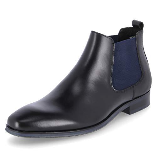 DIGEL Herren Stetson Chelsea Boots Chelsea Boots Größe 41 EU Schwarz (schwarz)