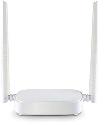 Tenda N301 Wireless-N300 Easy Setup Router (White, Not a Modem)