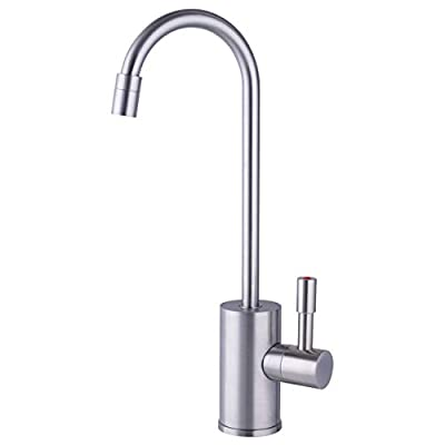 Ready Hot RH-F570-CH Single Lever Faucet for Hot Water Only, Chrome Finish