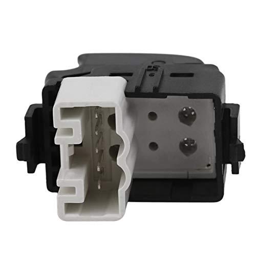 Logicstring Interruptor De Control De Elevalunas Eléctrico Adecuado para El Modelo De Pasajero Trasero De 4 Corredores para El Modelo Camry para El Modelo Corolla