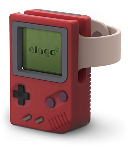 Elago Supporto W5 Stand Compatiblile con Apple Watch Serie 5 (2019) / Serie...