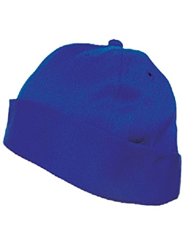 Docker Casquette Bleu