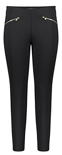 MAC Damen Hose Dream Ankle Luxury New 5207 Schwarz 090 (44/27)