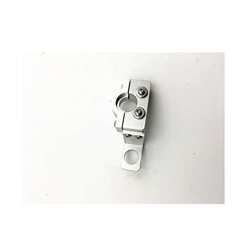 HE3D/Tarantula aluminum V6 hotend mount bracket with auto level mount for TEVO Tarantula 3D printer stock carriage V6 mount