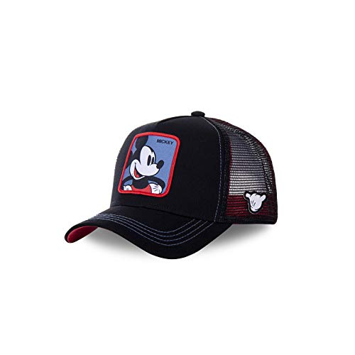 Capslab Mickey Mouse Disney MIC2 Negro Talla Unica