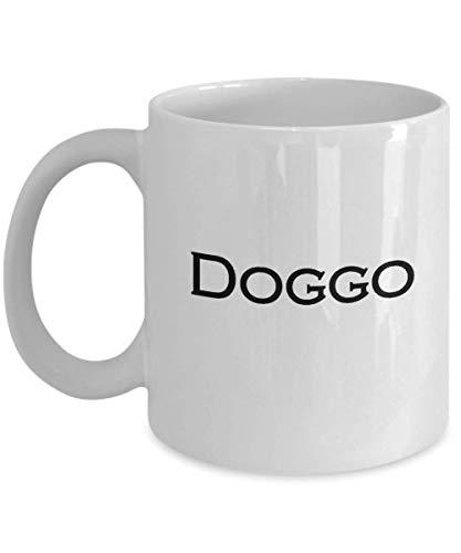Eastlif aza de café o té del Regalo de la mamá del papá del dueño del Perro de Doggo