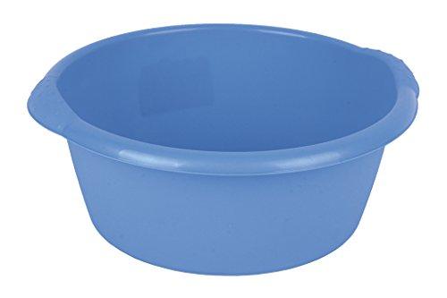 Barreño plástico azul 3 litros