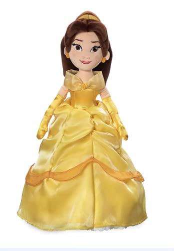 Disney Store Belle - Muñeca de peluche