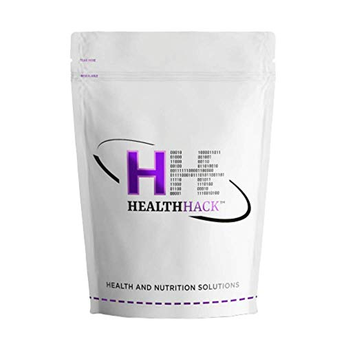 Health Hack Creatine Monohydrate, 500 g, Unflavoured
