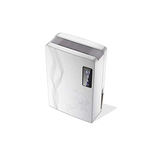 Learn More About LSYOA Portable Electric Dehumidifier, Quiet Dryer for Basement/Bedroom/Bathroom/RV/Closet,White_2200ml