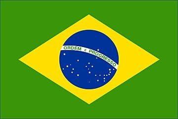 Amazon.com : 3'x5' BRAZILIAN FLAG OF BRAZIL : Outdoor Flags : Patio, Lawn & Garden