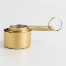 Gold Measuring Cups | World Market