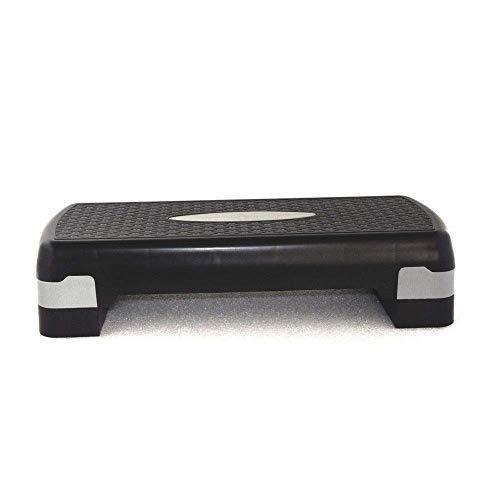 PMU Fitness Aerobic Step 68cm Steps Board Tablero de Pasos de 3 Niveles Entrenamiento de Fitness Ajustable Yoga Pilates Fitness Plataforma de Ejercicio de Bloque Elevador de escalones extraíble