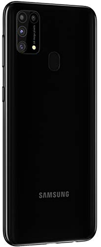Samsung Galaxy M31 (Space Black, 6GB RAM, 128GB Storage)