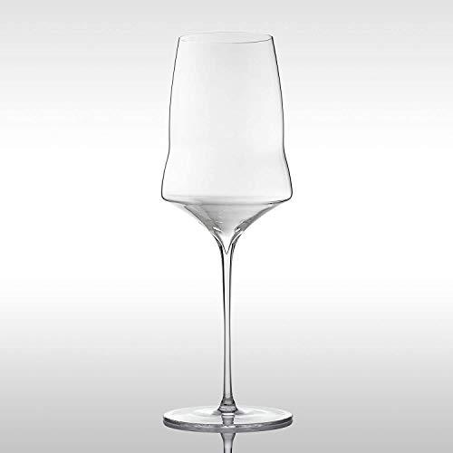 Josephine No. 1 | White | Juego de 6 copas de vino blanco Designed by Kurt Josef Zalto, sopladas artesanalmente y aptas para lavavajillas